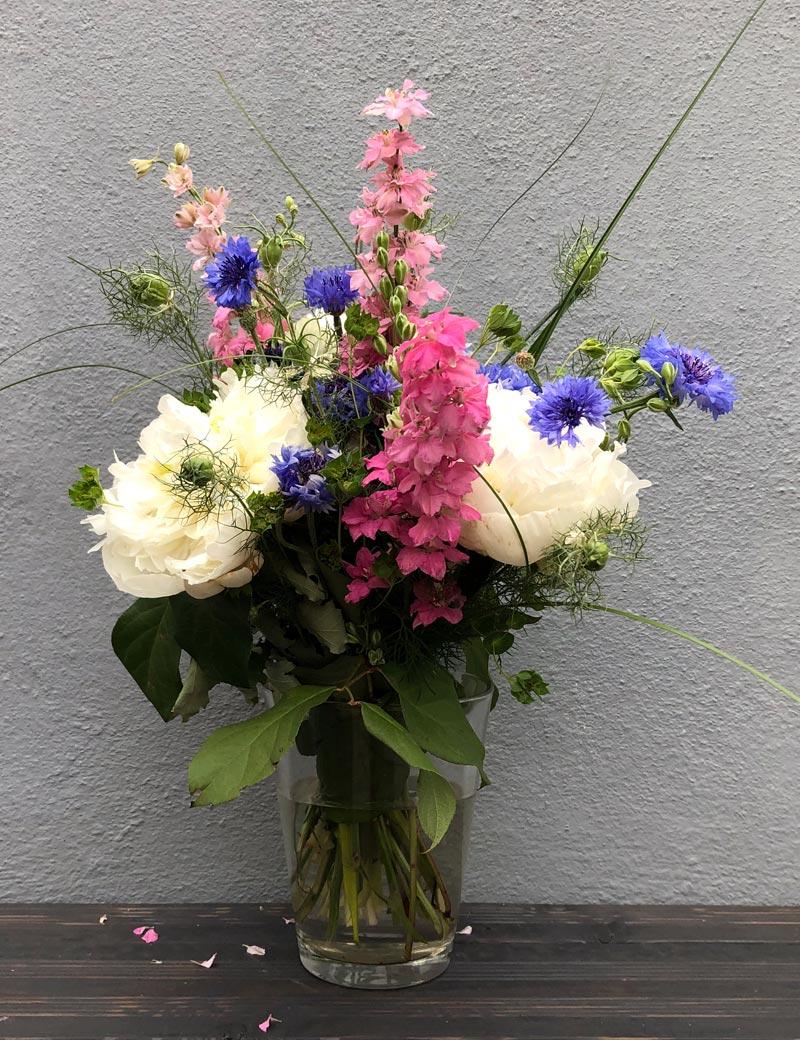 Bild: Willkommens-Blumenstrauss